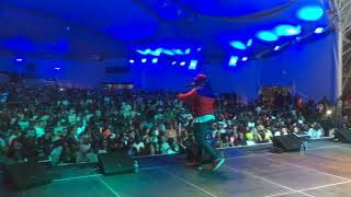 Torae - Get Down Live at Coney Island Amphitheater (prod. Pete Rock)