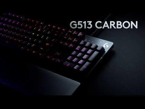 Logitech G G513 Tattile RGB (CH, Cavo)