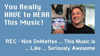 A blog video post all about ME and MY MUSIC and WHY the hell am I doing all this.