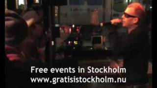 Swollen Members - Fuel Injected, Live at Lilla Hotellbaren, Stockholm 1(15)
