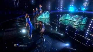 ESC: Azerbaijan 2010 Eurovision SECOND SEMIFINAL