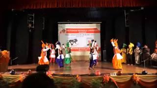 DAVIET jalandhar bhangra 2015