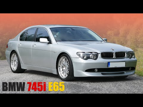Thomas's BMW 745i E65 (eng sub) | volant.tv