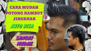 Cara Potong Rambut Pria видео популярное смотреть