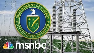 The Threat Against America's Power Grid | msnbc thumbnail