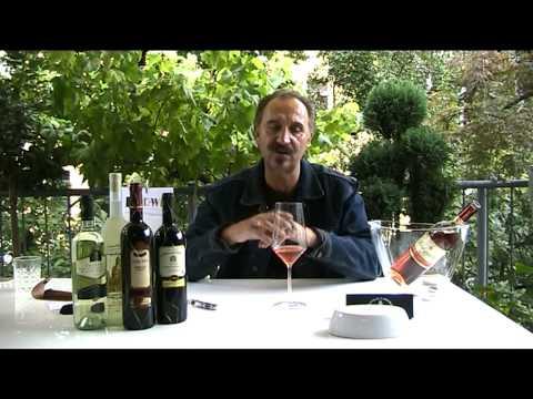Weinprobe Dornfelder Rose 2008. Weintest Video & Weintipp