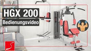 Sportstech HGX200 - Bedienungsanleitung || User manual || Manual de uso || istruzione