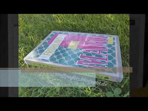Stampin'Up DVD Minialbum Rohling