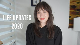 Personal and Work Life Updates 2020 | GET READY WITH ME