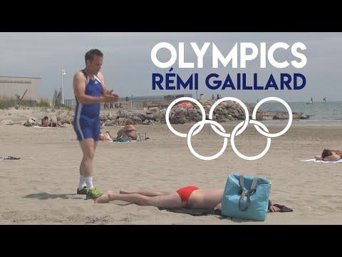 Rémi Gaillard – Olympiáda