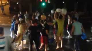 Ice bucket challenge от маф-клуба ShowTime