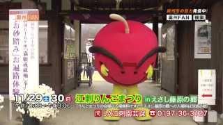 おうしゅう旅浪漫#31 第5回江刺りんごまつり2014/11/27放送分