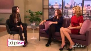 Виктория Джастис, Victoria Justice on Whatever with Alexis and Jennifer