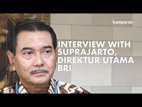 Jejak Bank Mikro dan UMKM di Tengah Arus Teknologi | An Interview with Dirut BRI Suprajarto