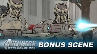 How The Avengers Should Have Ended - Bonus Scene