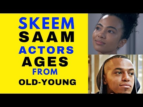 Skeem Saam Actors Ages from Oldest To Youngest [Shocking]