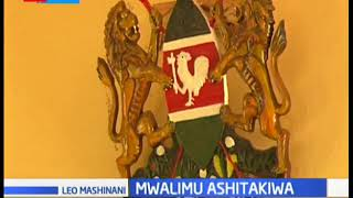 Mwalimu mkuu ashtakiwa kwa kumdhulumu mwanafunzi wa kidato cha saba
