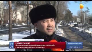В Павлодаре оружейный мастер организовал нелегальную мастерскую по производству  оружия