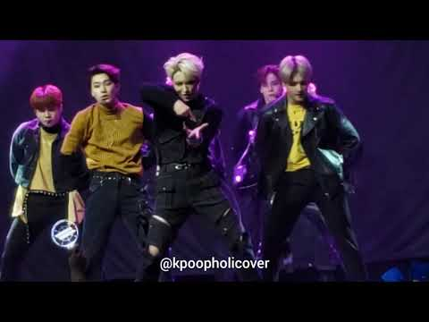 ATEEZ - DESIRE - ATLANTA EXPEDITION TOUR