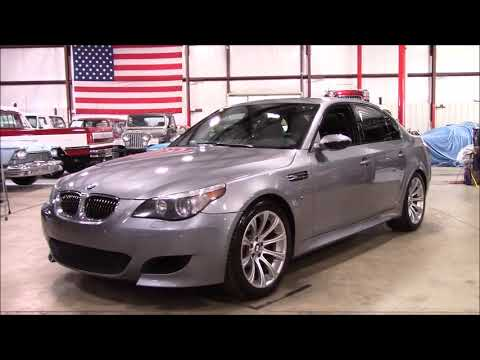 Video of '07 M5 - P1DH