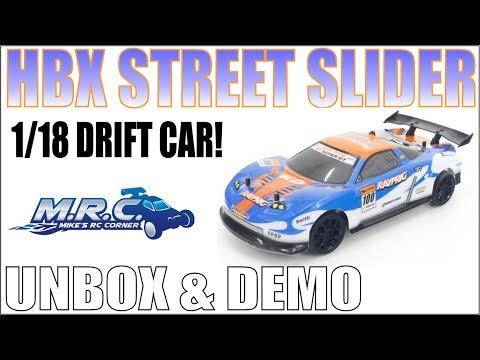 The HBX Street Slider is fun!