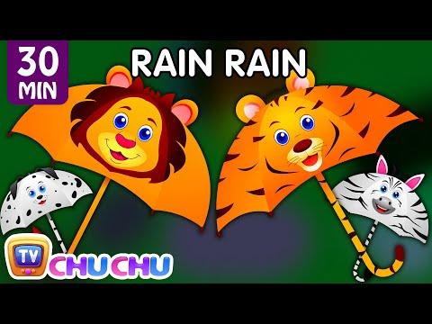 Rain, Rain, Go Away and Many More Videos | Best Of ChuChu TV |  Popular Nursery Rhymes Collection