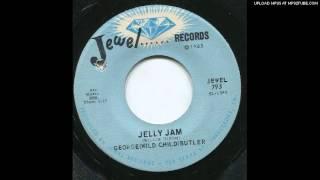 "George ""Wild child"" Butler - Jelly jam (1965, RB killer)"
