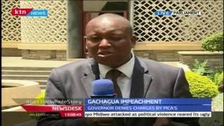 KTN Newsdesk: Senate starts hearing Governor Gachagua's impeachment hearing
