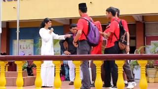 Sambutan Hari Guru 2013 SMK Skudai - Persembahan Sketsa