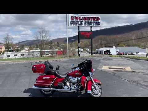 2013 Harley-Davidson Ultra Classic® Electra Glide® in Tyrone, Pennsylvania - Video 1