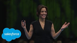 Salesforce Connections 2019 Keynote - Ch. 1: Corporate Narrative
