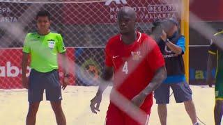Championnat CONCACAF 2019 : Gpe - Guyana (2-0 tab, 3-3 a.p)