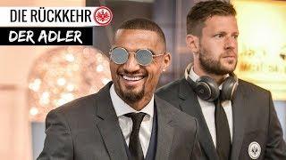 DIE RÜCKKEHR | Adler sind in Berlin gelandet