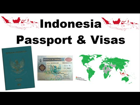 Indonesia - Passport & Visas