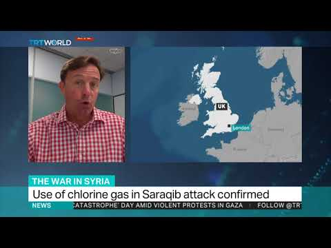 TRT World Now | Hamish de Bretton-Gordon discusses OPCW fact-finding mission in Syria