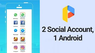 How To Use Two WhatsApp In One Android Phone | Install 2 WhatsApp in Your Phone