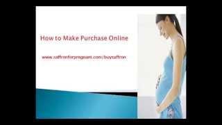 How to Purchase Kashmir Saffron  online from www.saffronforpregnant.com