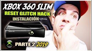 34 tutorial completo instalación reset glitch hack rgh en xbox 360