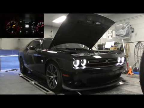 Livernois Motorsports First To Offer Tunes The 2018 Dodge Challenger ScatPack!