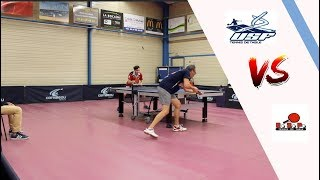 FERRIERE vs SAINT PIERRAISE ENT 2 | NATIONALE 3 | TENNIS DE TABLE | HIGHLIGHTS