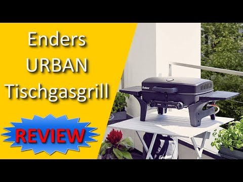 Enders URBAN Tischgasgrill Review und Sparangebot