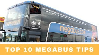 10 MEGABUS TIPS You Need To Know!