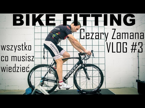 Bikefitting Q&A z Cezarym Zamaną i Veloart