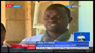 Patients discharged from hospitals in Uasin Gishu County