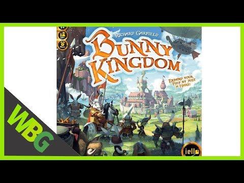 Bunny Kingdom With FREE Player Aid