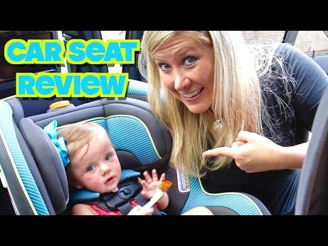 NEW CHICCO NEXTFIT CX CAR SEAT REVIEW