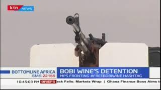 More than 70 arrested in Uganda over MP Bobi Wine's detention