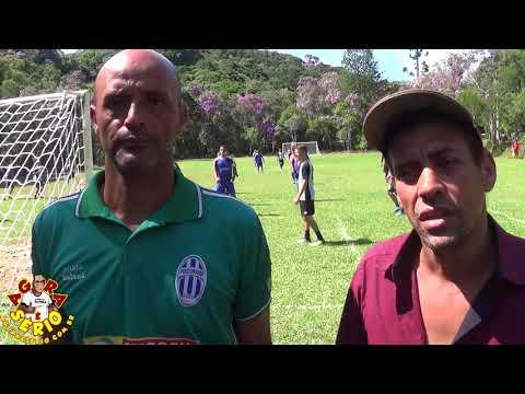 Vereador Vanderleizinho fala sobre a 1ª Copa Izalto do Campo do Monjolo 2018 de Juquitiba