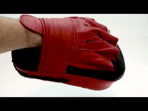 Hook and Jab Pads Mantis / Handpratze by mma-shop.eu