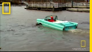 Floating Car Test | National Geographic thumbnail